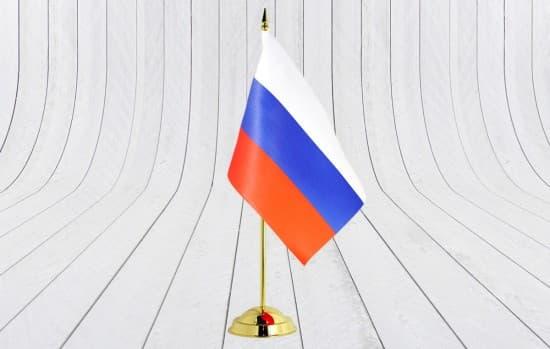 Флаги с фирменной символикой